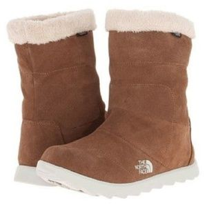 THE NORTH FACE WOMEN'S KINLEY BOOTIE size 8